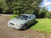 Volvo v70 tow bar leather good runner
