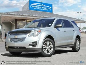 2010 Chevrolet Equinox LS Loaded with Features