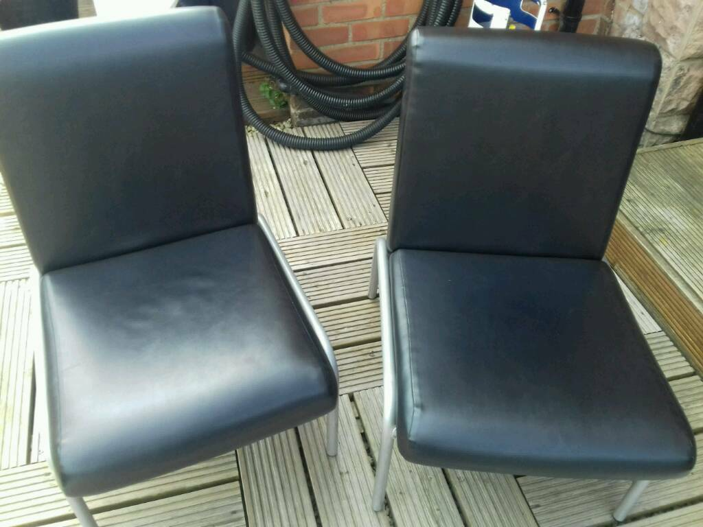 Terrific Chairs X2 Garden Garage Waiting Room In Hull East Yorkshire Gumtree Theyellowbook Wood Chair Design Ideas Theyellowbookinfo