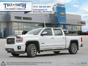 2014 GMC Sierra 1500 SLT 4WD - HEATED STEERING WHEEL