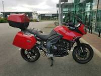 Triumph Tiger 1050 fully loaded immaculate low miles
