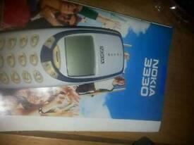 Nokia phones 3330 & 2600