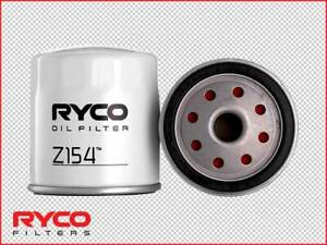 Holden Rodeo TFR32 2/2003 - 7/2008 2.4L Ryco Z154 Oil Filter