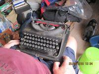 Universal Portable Typewriter