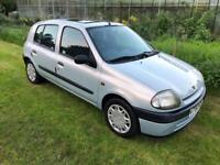 RENAULT CLIO RT AUTO ONLY 30k (grey) 1999