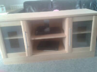 coffee tables x 2 and a tv cabinet