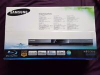 Brand New Sealed Samsung Blu-ray DVD Player BD-C6500 Built-in Wi-fi Dolby 1080P