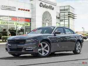 2017 Dodge Charger SXT | SUNROOF | LEATHER | NAVI & TRAVEL GROUP