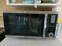 Hitachi microwave