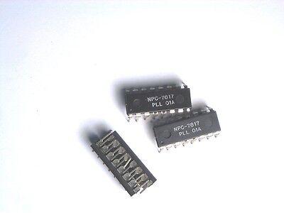 Pll01a Original Npc Integrated Circuit 4 Pcs