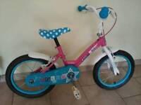 "16"" Polly Girls bike"