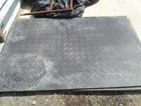 Gently Used Horse Stall Mats