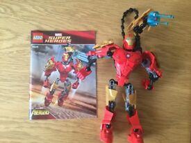 Lego Marvel super Heroes 4529
