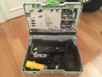 Festool Pendulum jigsaw CARVEX PS 420 EBQ-Plus GB 240V (RRP: £343)