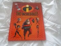 Hard Back Childrens book The Incredibles (The Essential Guide)