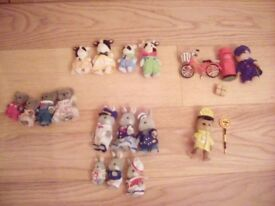 Sylvanian families - see description for prices