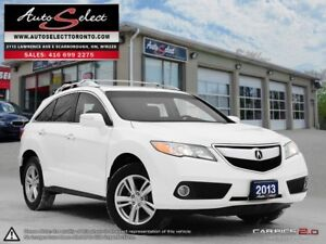 2013 Acura RDX AWD ONLY 96K! **TECHNOLOGY PKG** CLEAN CARPROOF