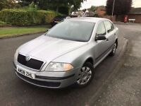 2008 Skoda Octavia 1.9 diesel, manual. Car drives lovely , very reliable & economical 1 Yr MOT