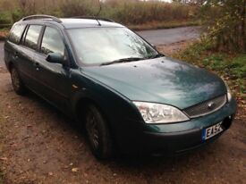 FORD MONDEO 2.0 DIESEL,U2 JEWEL gre,ESTATE,BREAKING,TDCI,TDDI,tailgate,SPARES,GEARBOX,door,WHEELS,AC