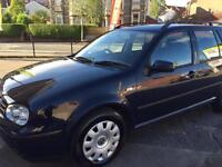 VW Golf 1.9 GT TDI, 12 months MOT , 6 speed