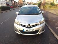 Toyota Yaris 62 Plate. Genuine Low 9,000 Miles Only.