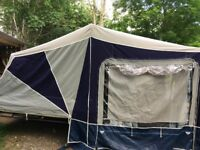 Camp-Let Concorde trailer tent 2010
