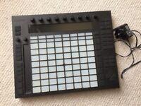 Ableton Push 1 - midi controller beat pad