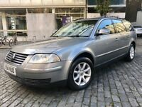 2004 Vw Passat 1.9 Tdi HighLine 62k Very Low Mileage 1 Previous Owner Automatic 130 Bhp Full Leather
