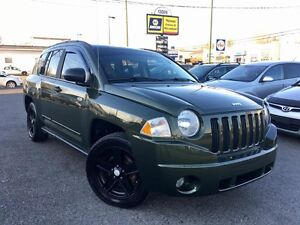 2008 Jeep Compass NORTH,CLIMATISEUR,SIÈGE CHAUFFANT, MAGS
