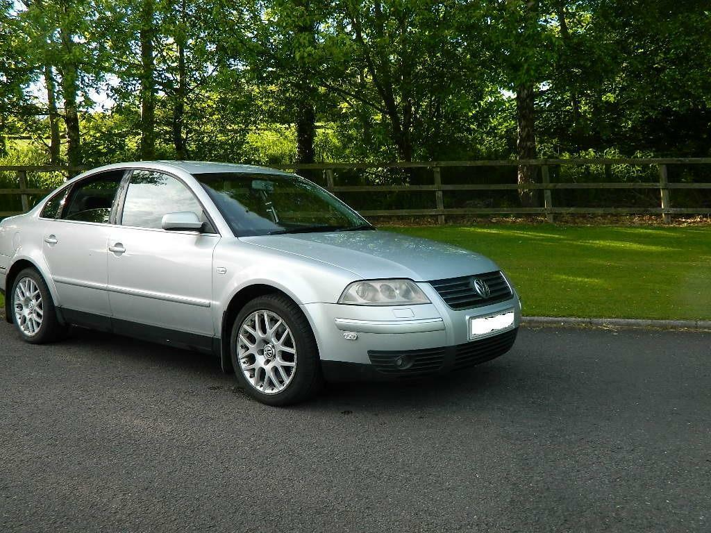 volkswagen passat 4 0 w8 v8 2003 low miles in lisburn county antrim gumtree. Black Bedroom Furniture Sets. Home Design Ideas