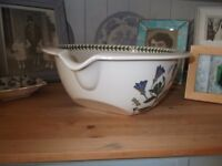 Stunning Portmeirion large mixing bowl