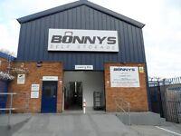 BONNYS SELF STORAGE IN SOUTH EAST LONDON 60% OFF FIRST 8 WEEKS! 15sqft starting at £5.60 per week!
