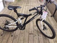 Fearless TRAX Full Suspension Mountain Bike - Fully Serviced