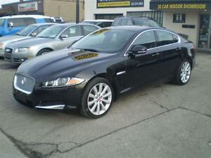 2014 Jaguar XF 3.0L AWD! NAV! REAR CAM! NO ACCIDENTS!
