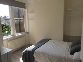 *Double Room to rent in Crouch End in friendly 2-bedroom flat-share*