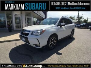 2016 Subaru Forester 2.0XT Limited Package - SOLD!!!