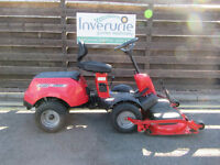 Used Mountfield 4155H Ride-on Lawnmower