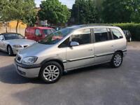 Vauxhall Zafira *Low Mileage* Automatic *Years MOT*