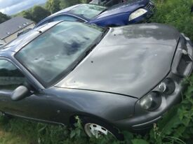 MG ZR 105 1.4 2004 FULL CAR BREAKING PARTS SPARES