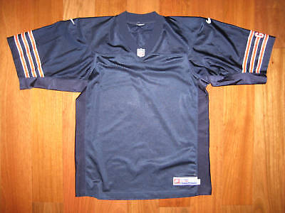 Chi Bears - 98 Authentic Blank CHI Bears jersey 44 NIKE PRO-Line