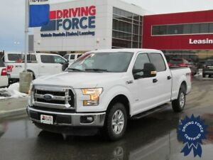 2016 Ford F-150 XLT 6 Passenger, 6.5 Ft Box, Crew Cab, 3.5L V6