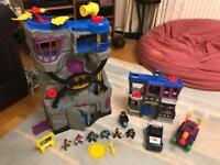Fisher Price Imaginext Batman bundle