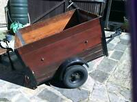 4x3ft Trailer for sale
