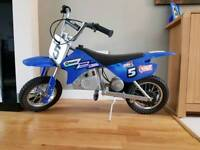 Razor Kids Dirt Rocket Bike MX350 - Blue