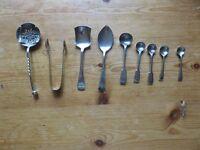 Various spoons