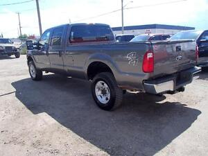2011 FORD F-350 SD XLT CREW CAB 4WD Prince George British Columbia image 5
