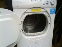 Candy Condenser Tumble Dryer broken but can be used for parts
