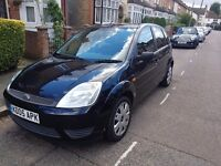 Immaculate DIESEL Ford Fiesta ful service history long MOT superb drive