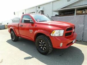 2014 Ram 1500 Shortie 4x4 - Hemi, Dual Exhaust, Leveling Kit