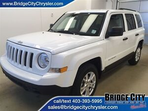 2016 Jeep Patriot Sport FWD- Almost New!